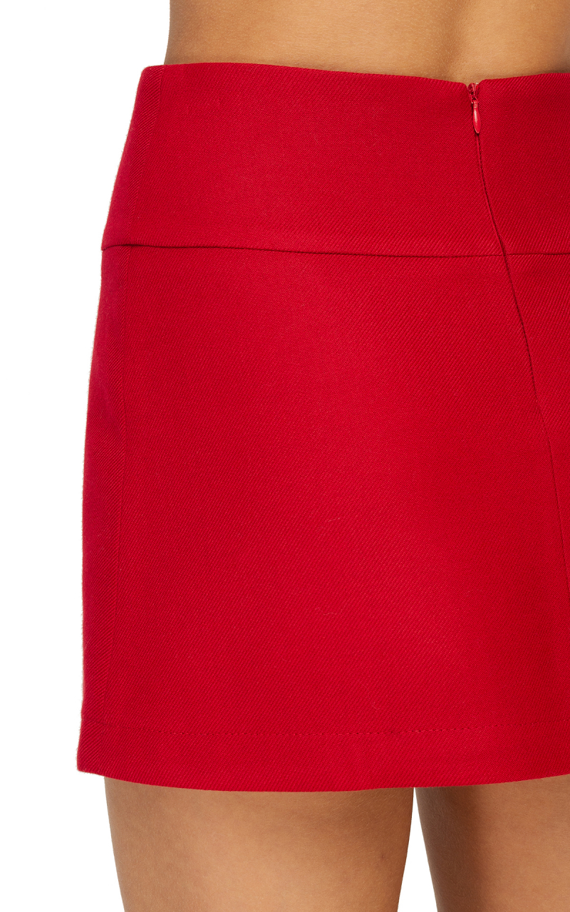 Skirt Rendezvous 5860011-532-299 Red - TAGO